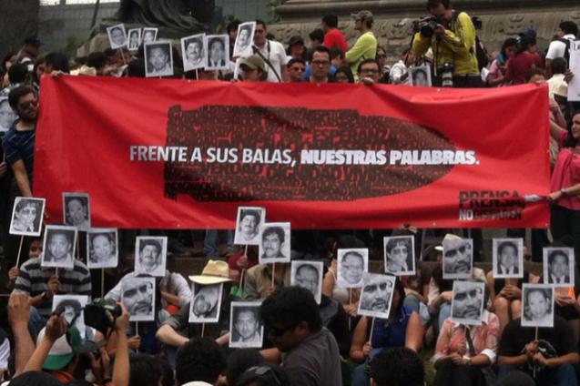 FrenteBalasNuestrasPalabras